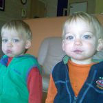 Lucas & Cedar @ 2yrs (+ a little)