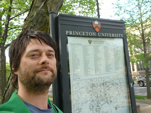 Presenting @ Princeton, New York, Washington DC