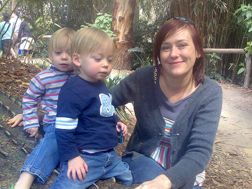 We went to the zoo for the first time without the pram – it felt like such an achievement.